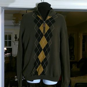Walter Hagen mens sweater